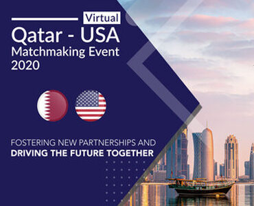 Participating in the Qatar – USA Matchmaking Event 2020